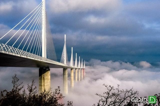 بلند ترین پل کابلی جهان